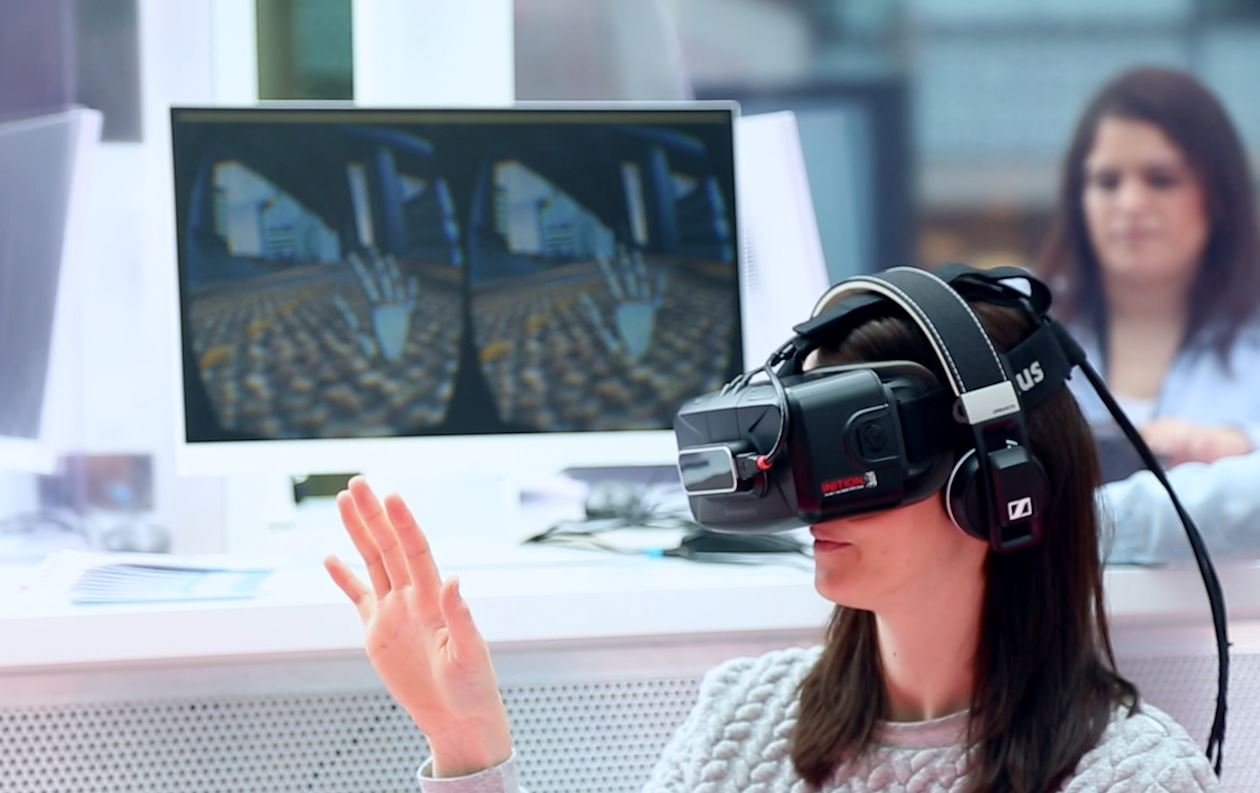 conclusion for virtual reality Virtual reality research, starting from the fact that human beings are well equipped to interact with the world they live in, should strive to make users interact with virtual worlds in the same way they interact with real worlds.