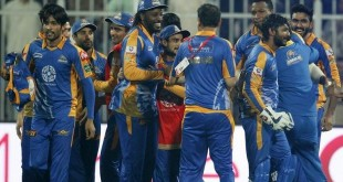 KARACHI KINGS PSL