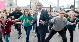 SADIQ KHAN LONDON ART