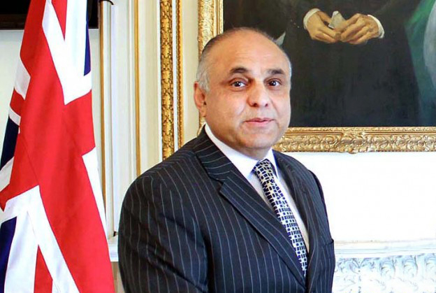 Syed Ibne Abbas,Pakistan High Commissioner