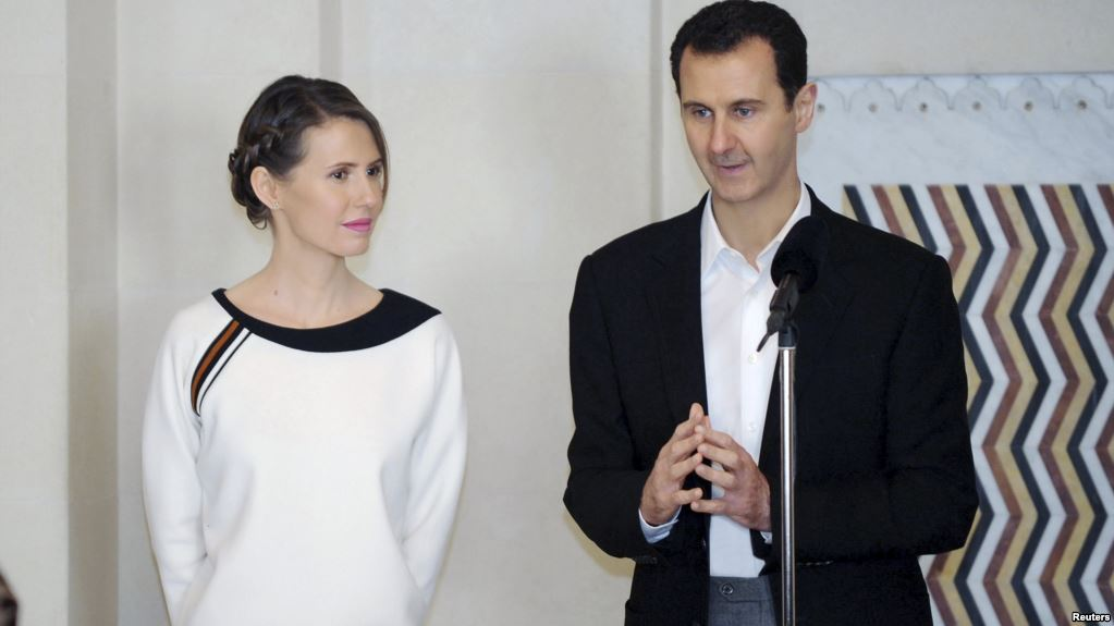 Assad's Wife