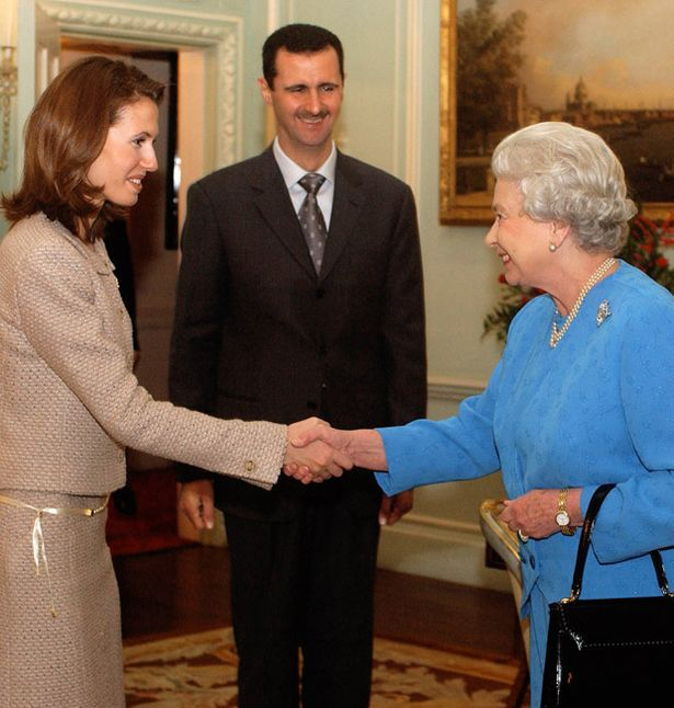 Assad's Wife1
