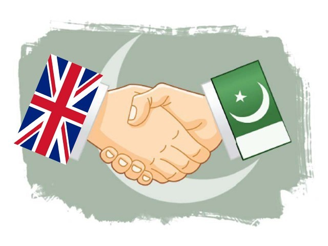 Pakistan-UK