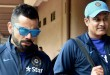 Bengaluru :  Indian Cricket Test Captain Virat Kohli and Head Coach Anil Kumble on the first day of the preperatory camp ahead of the West Indies series, in Bengaluru on Wednesday. PTI Photo by Shailendra Bhojak  (PTI6_29_2016_000193A) *** Local Caption ***