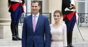 King Felipe-Queen Leitizia