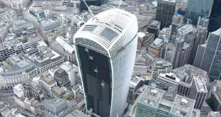 Walkie-Talkie skyscraper
