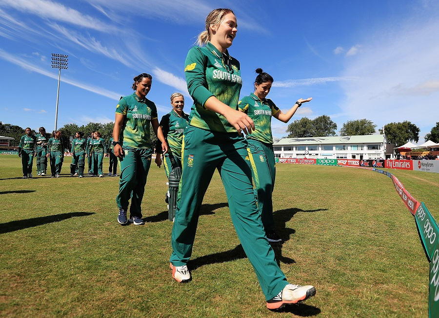 South Africa v India - ICC Women's World Cup 2017