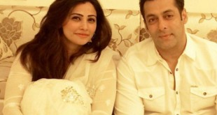 Daisy Shah and Salman Khan