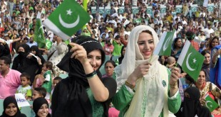 pakistan-independence-women