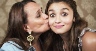 Alia-mother Soni