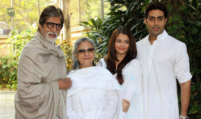 Bachchan and family