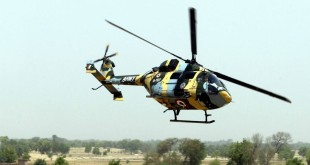 Indian Army chopper