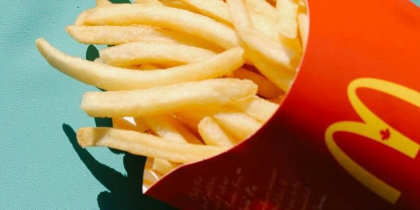 McDonald's french fry