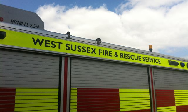 Sussex FIRE