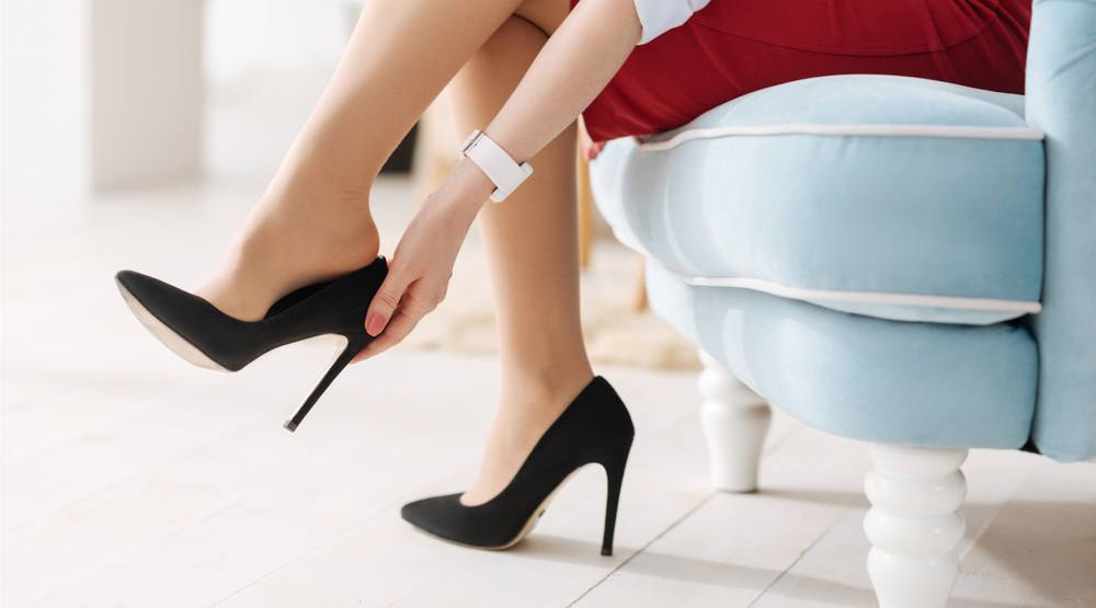 Philippines govt bans compulsory high heels at work for women ...