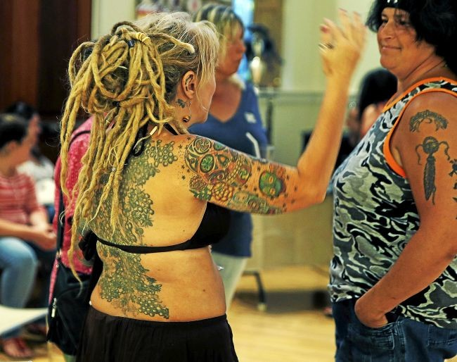 Now Tattoo Artists Need Medical License The Asian Post