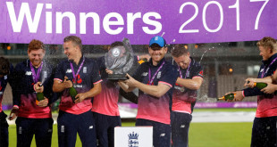 England win series