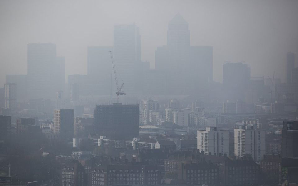 London's toxic air