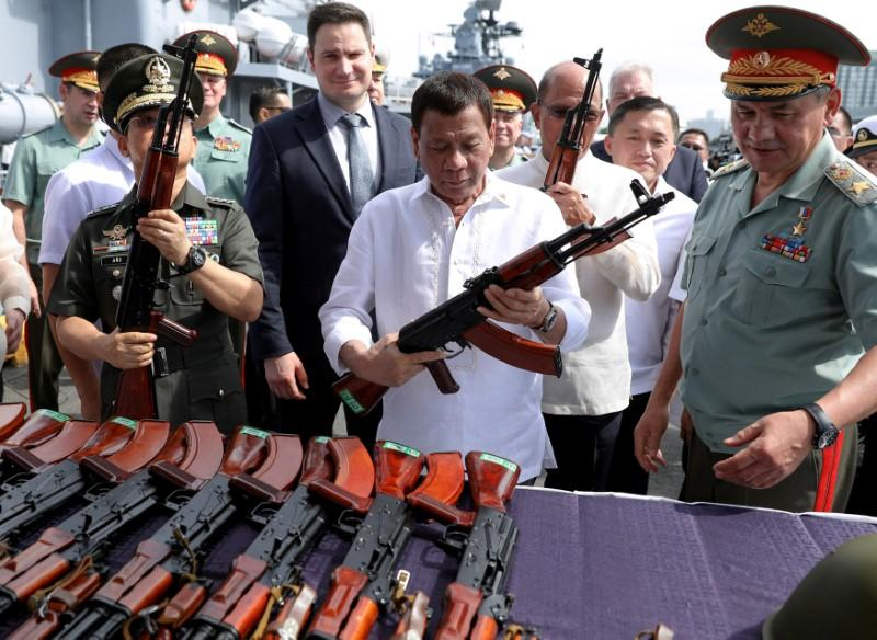 Philippine-RUSSIA-DEAL-ARMS