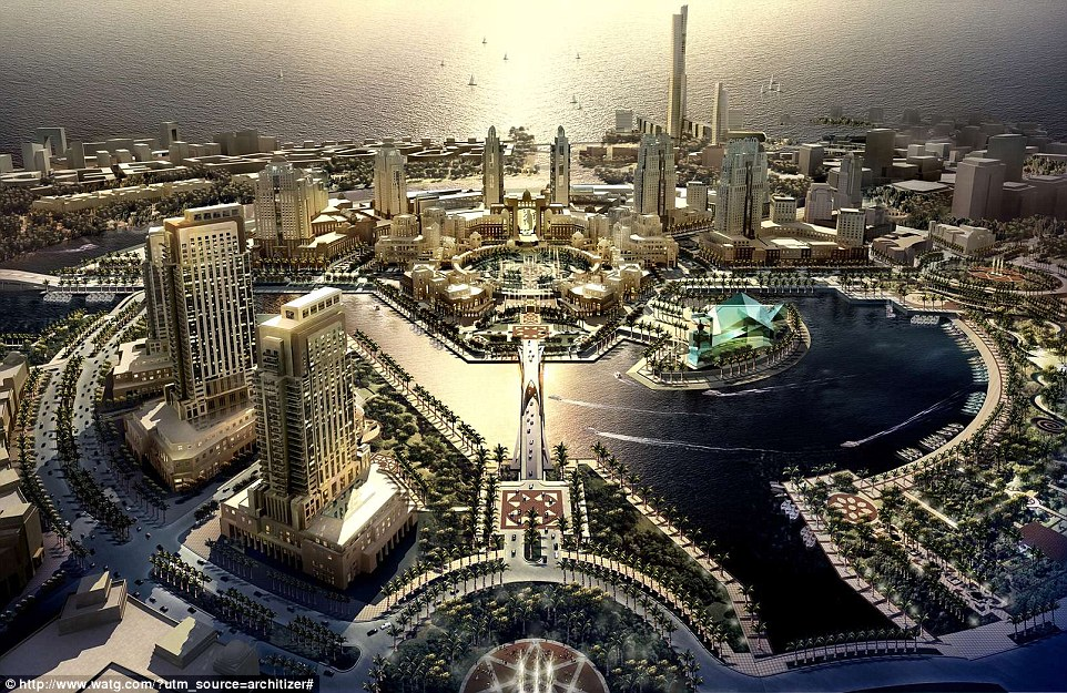 Saudi ArabiaMega City