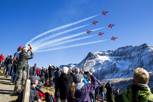 Switzerland Aerobatic