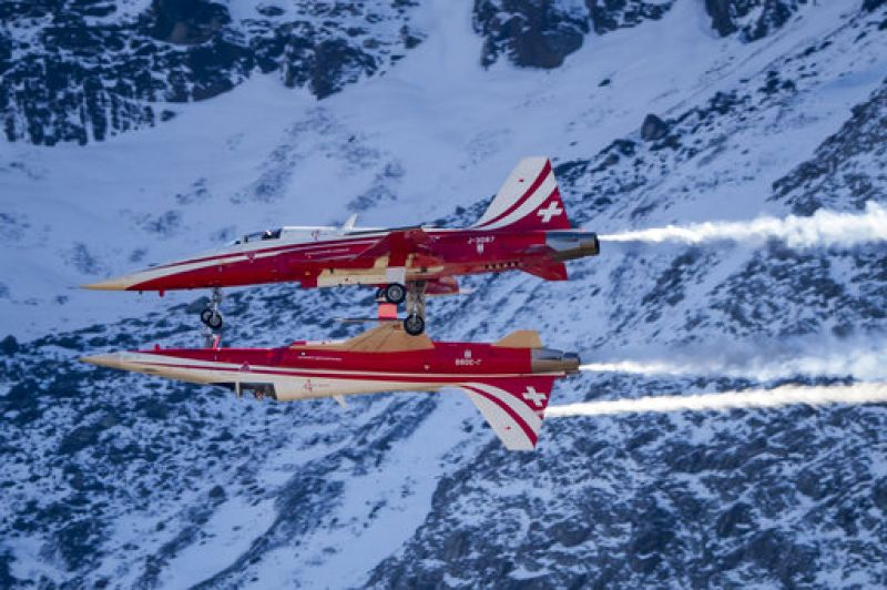 Swiss Air Force 2