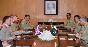UK-PAK army chief