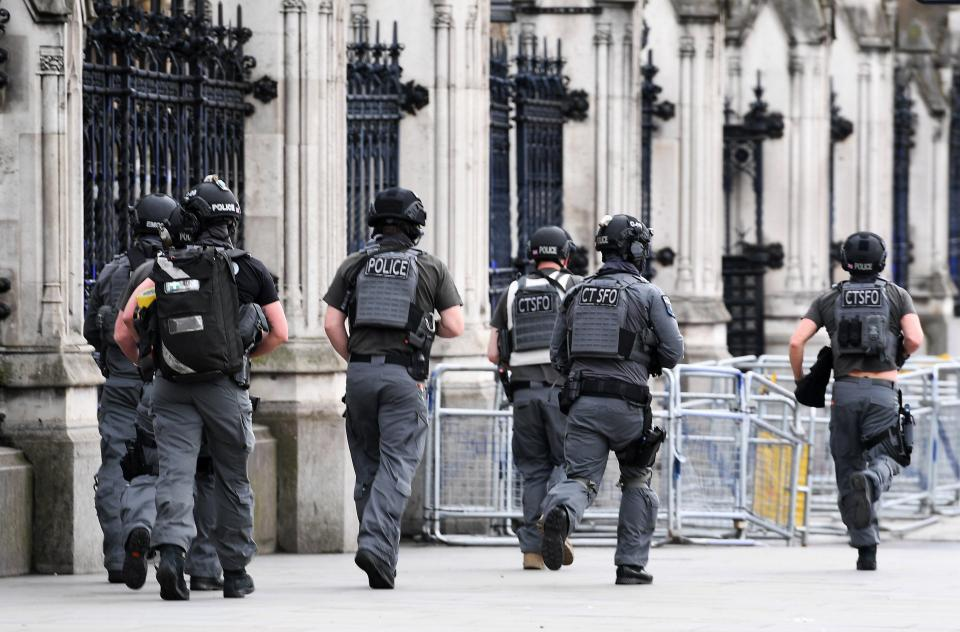 UK SPECIAL FORCES