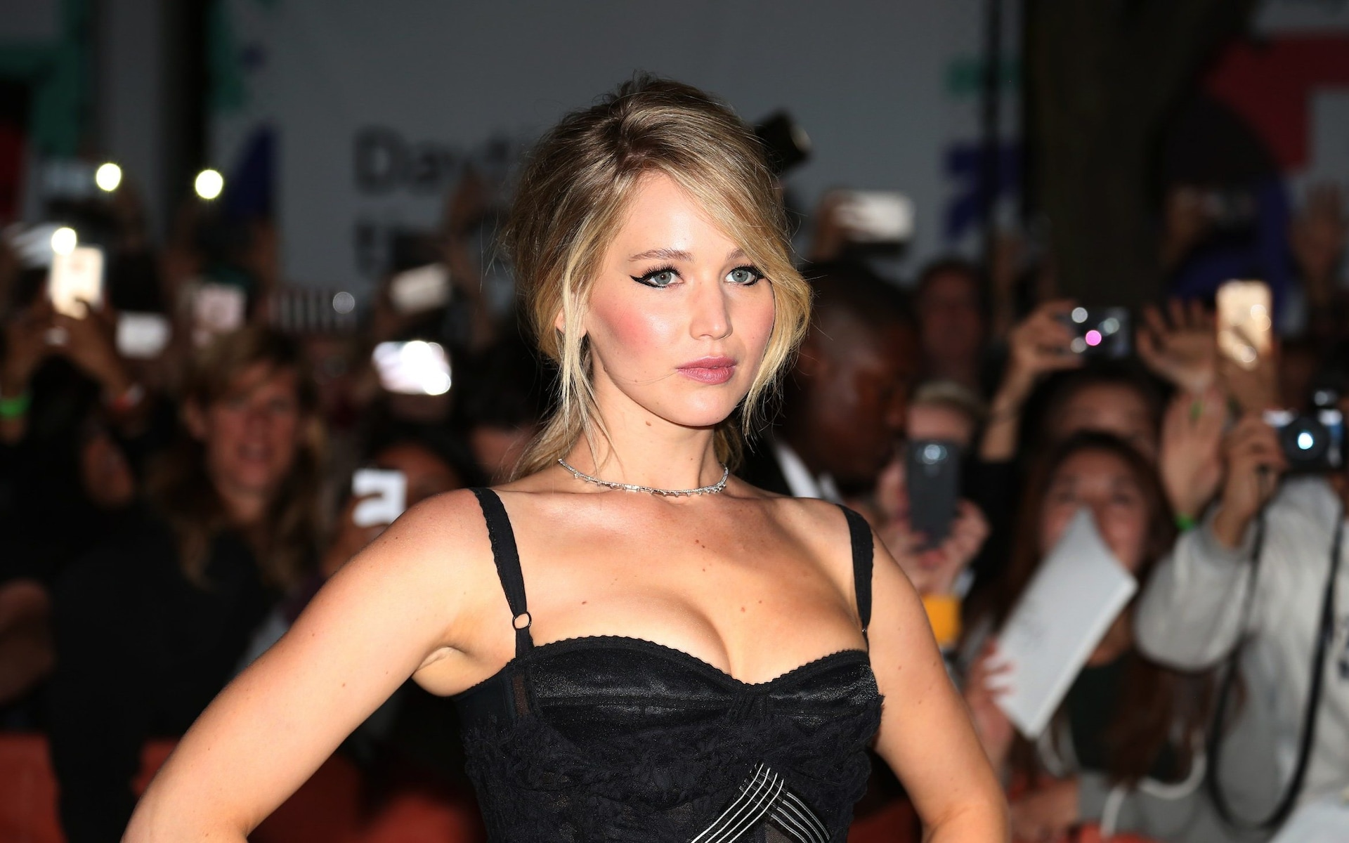 Jennifer Lawrence Talks About Her Leaked Nude Photos