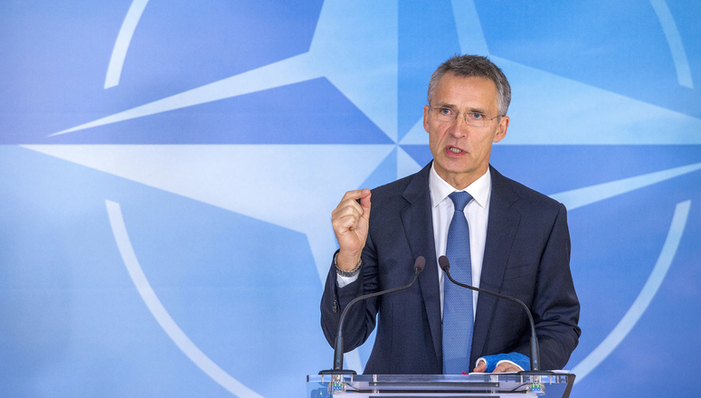 Statement by NATO Secretary General Jens Stoltenberg