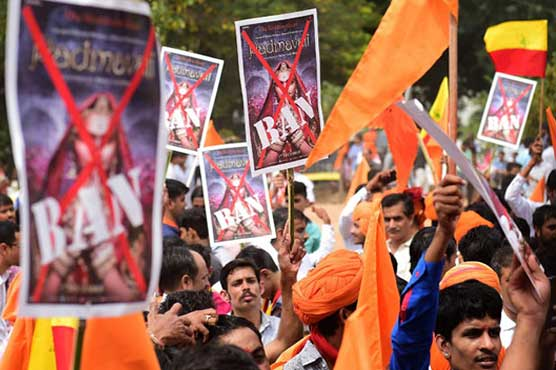 Padmavati protests