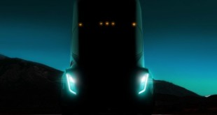 Tesla electric truck