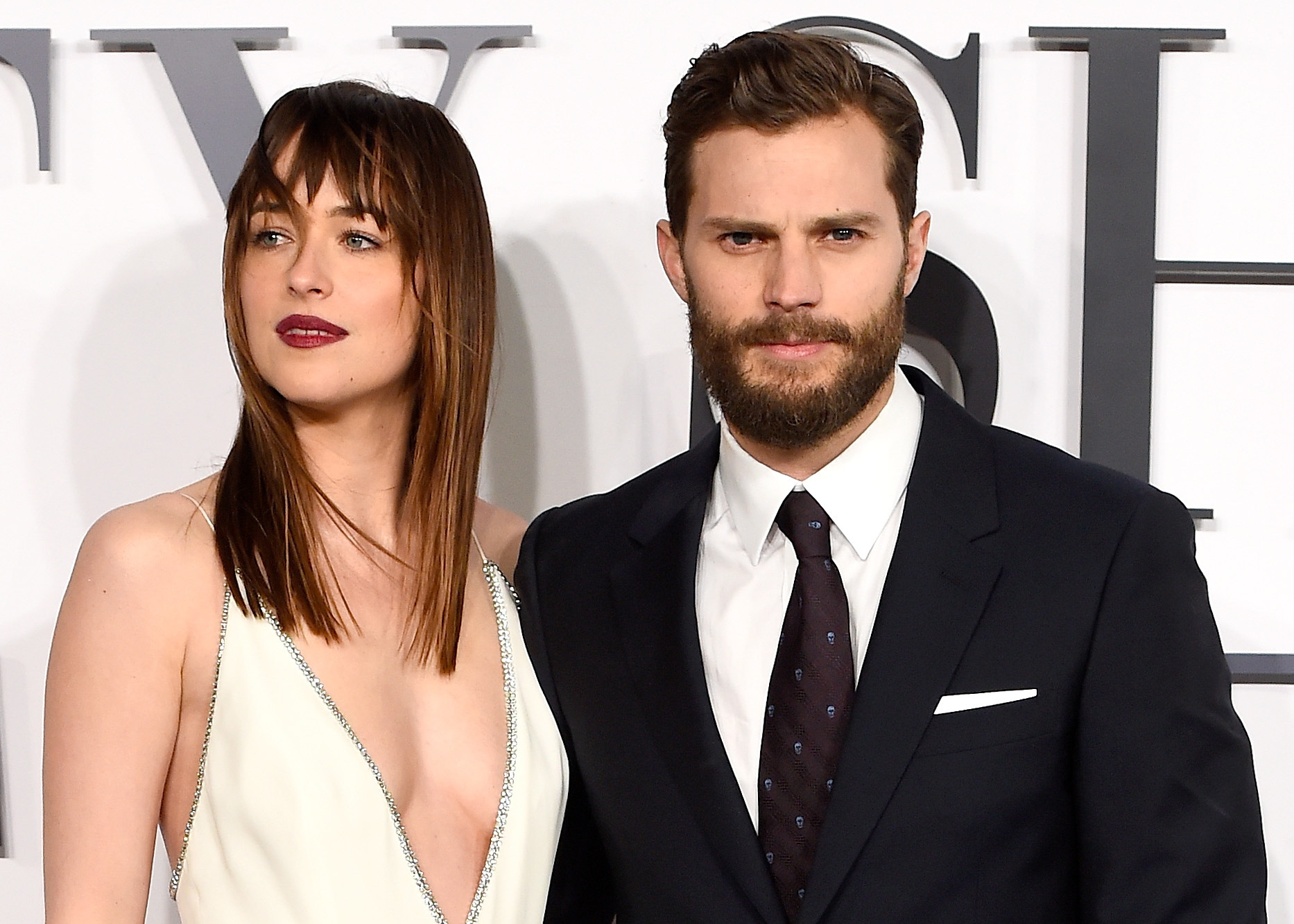 The Fifty Shades FREED CAST