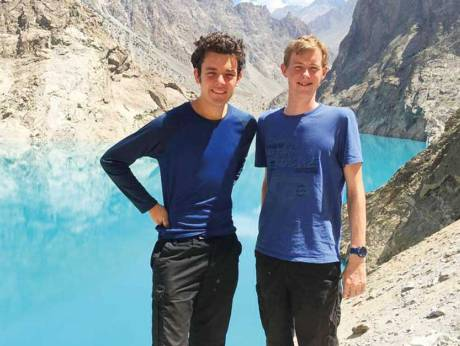British Backpacker Society PAKISTAN 1