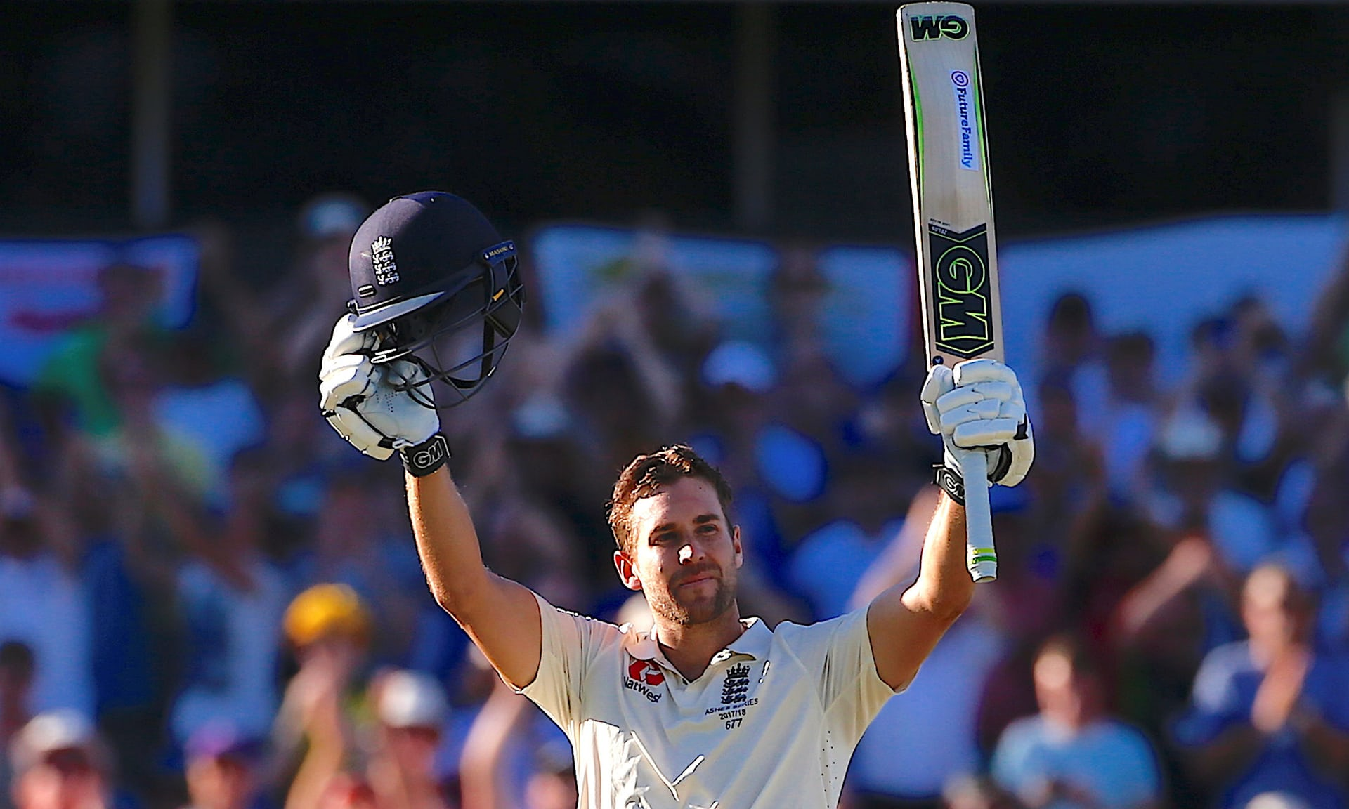 Dawid Malan puts England on top in third Ashes Test