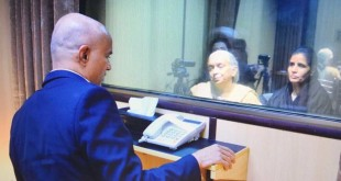 Jadhav mother wife depart meeting convicted spy