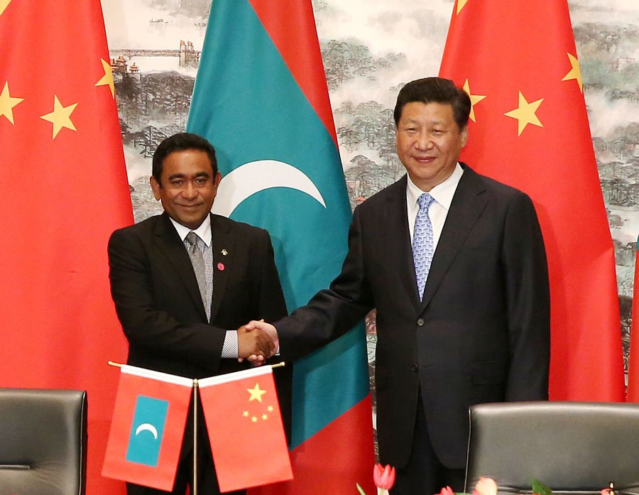 Maldives Close To Free Trade Agreement With China India Caught