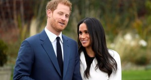 Prince Harry, Markle