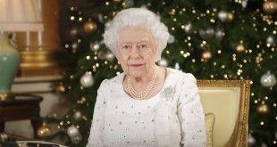 Britain Queen's Christmas