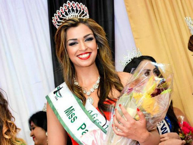 Sarish Khan Former Miss Pakistan