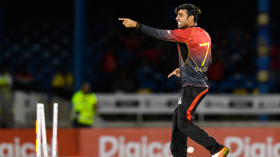 Shadab khan Big-Bash