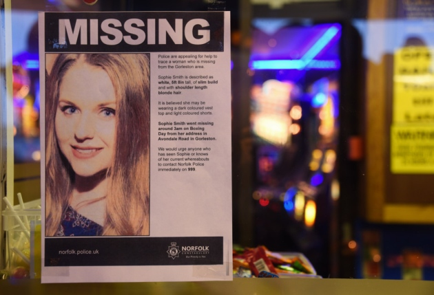 Sophie Smith missing