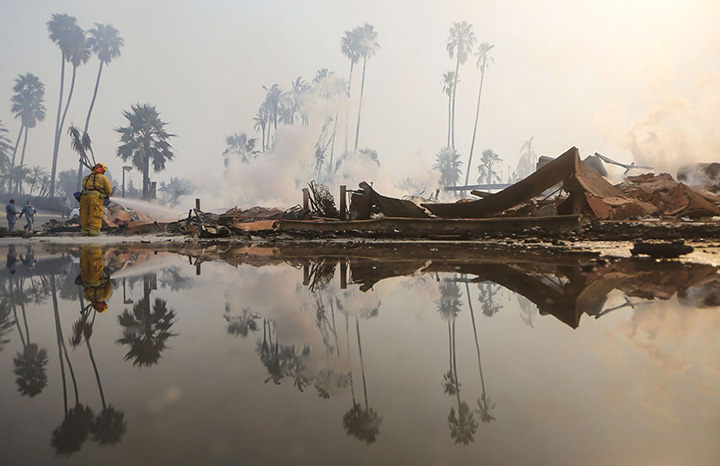Southern California wildfires - 2