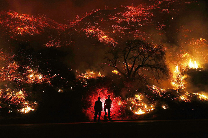Southern California wildfires -5