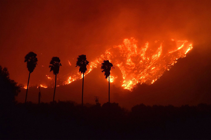Southern California wildfires -8