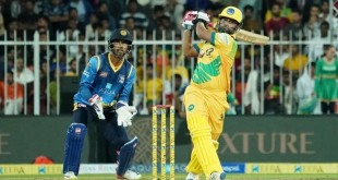 T10 League Pakhtoons best Team Sri Lanka to remain unbeaten