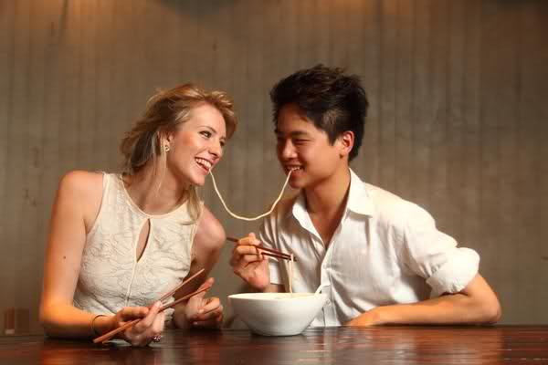Asian and white dating news