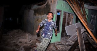 quake Indonesia Java-island