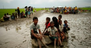 100,000 Rohingya in grave danger from monsoon rain UN