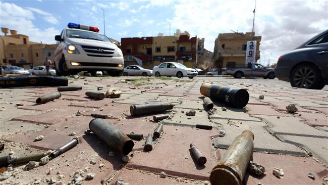 20 killed in clashes at Libya's